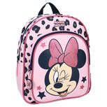 Rugzak Minnie Mouse - Talk Of The Town Rugzak - 8,3 l - Roze