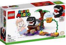 LEGO Super Mario - Uitbreidingsset Chain Chomp Junglegevecht - 71381