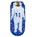Astronaut readybed - 2-in-1 slaapzak en luchtbed