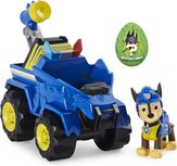 Paw Patrol dino rescue - Chase Deluxe voertuig