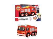 Brandweerman Sam - Non Fall Brandweerwagen Jupiter