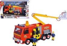 Brandweerman Sam Jupiter DE LUXE  met speelfiguren
