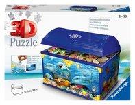 Ravensburger Schatztruhe Unterwasser World - 3D Puzzle - 216 Teile