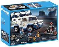 PLAYMOBIL Money transport - 9371