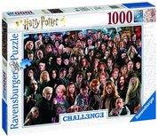 Ravensburger puzzel - Harry Potter Challenge  - 1000 stukjes