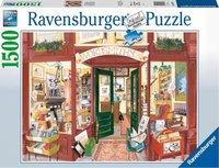 Ravensburger puzzel - Wordsmiths bookshop  - 1500 stukjes