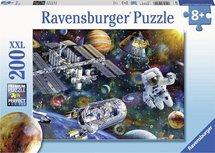 Ravensburger puzzel - Kosmische verkenning  - 200 stukjes XXL