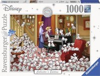 Ravensburger puzzel - Disney 101 Dalmatiërs - 1000 stukjes