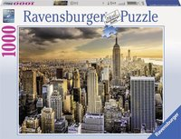 Ravensburger  puzzel - Grand New York - 1000 stukjes