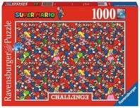 Ravensburger Puzzle - Mario Challenge - 1000 Teile