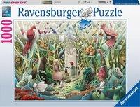 Ravensburger Puzzle - Geheimer Garten - 1000 Stück