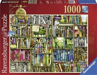 Ravensburger Puzzle - Colin Thompson bizarre Buchhandlung - 1000 Stück