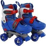 Rolschaatsen streetrider - blauw