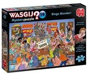 Wasgij Mystery 19 Bingo Cheats! puzzle - 1000 Pieces