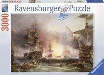 Ravensburger - Bombardierung von Algier - Puzzle - 3000 Teile