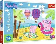 Puzzle Peppa Pig - 24 Teile