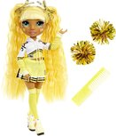 Rainbow High Cheerleader Modepop - Sunny Madison