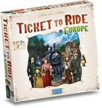 Ticket to ride - Europa - 15th Anniversary