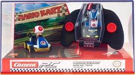 Auto RC mini Carrera Mario Kart: Toad