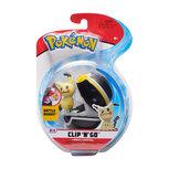 Pokemon - Clip 'n Go - Mimikyu  + Nest ball