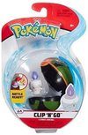 Pokemon - Clip 'n Go - Litwick + Nest ball