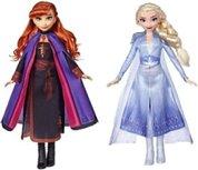 Frozen 2 tienerpop - Anna en Elsa