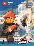 Boek - Lego City - Het waanzinnige logboek 6+