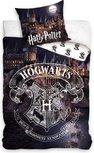 Harry Potter dekbedovertrek - Hogwarts