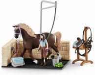 Schleich Horse club - wasplaats Emily en Luna  - 42438