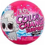 LOL Surprise  color change pets