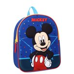 Rugzak Mickey Mouse Strong together (3D)