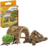 Schleich  Wild Life - Tehuis voor schildpadden - 42506