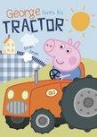 Peppa Pig fleecedeken  - George
