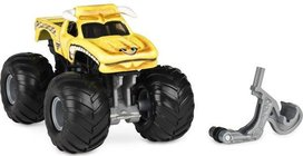 Monster Jam 1:64 Die Cast - Bulldozer wheelie bar