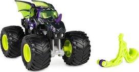 Monster Jam 1:64 Die Cast - Dragonoid  r wheelie bar