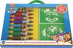 Paw Patrol Blow Pen Vorlagen Set