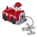 Paw Patrol rescue racers  - Marshall brandweerwagen met reddingshaak