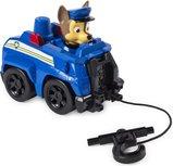 Paw Patrol rescue racers  - Chase politie voertuig met reddingshaak