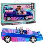 LOL Surprise Dance Machine 3-in-1 - Poppenauto met verlichting en exclusieve minipop