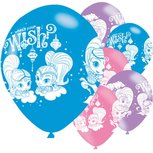 Shimmer & Shine ballonnen