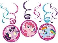 My little pony slingers, hangende swirls