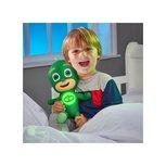 PJ Masks Go glow knuffel ; Gekko