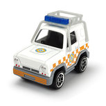 Brandweerman Sam auto Mountain 4 x 4