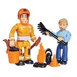 Brandweerman Sam poppetjes, Penny en Elvis