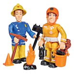 Brandweerman Sam poppetjes, Sam en Arnold