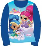 Shimmer and Shine shirt / longsleeve blauw