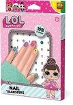 LOL Surprise nagel stickers