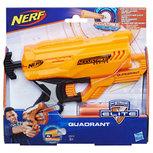 Nerf N Strike Accustrike Elite Quadrant - Blaster