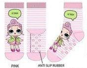 LOL Surprise anti slip sokken licht roze