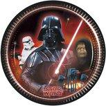 Star Wars feest bordjes